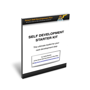 Self Development Starter Kit Cover PNG