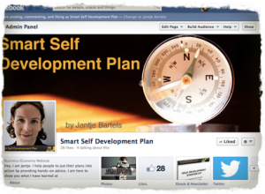 Smart Self Development Plan Facebook Page